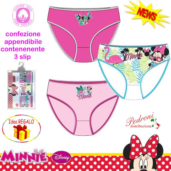 Disney Minnie Slip Bambina