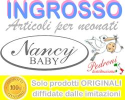 NANCY BABY ingrosso articoli per neonato