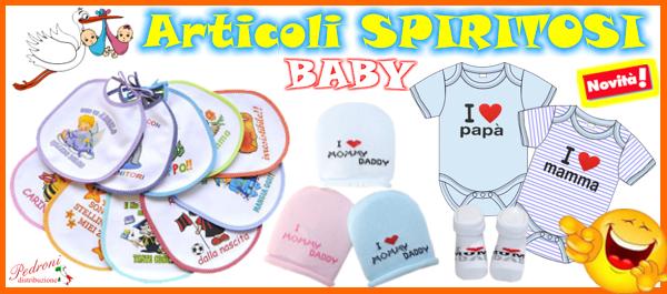 INGROSSO BODY SPIRITOSI FRASI BABY BAVETTE BAVAGLIE SPIRITOSE