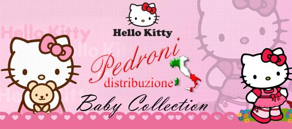 HELLO KITTY ingrosso abbigliamento e accessori baby