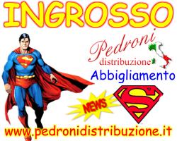 superman ingrosso abbigliamento e accessori