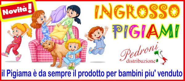 INGROSSO PIGIAMI BAMBINO NEONATO BABY GROSSISTA PRODUTTORE PIGIAMI DISNEY