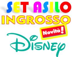 DISNEY set ASILO ingrosso produttore DISNEY