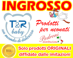 TR BABY ingrosso distributore accessori baby