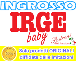 IRGE ingrosso distributore accessori baby